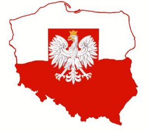 polska z orłem 1